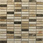 Brown/Beige Mosaic Tiles