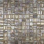 Silver Stardust Mosaic Tiles
