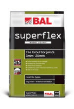 Superflex Wide Joint Grout Charcoal