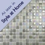 Silver Grey Mosaic Tiles