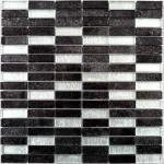 Midnight Brick Mix Tiles