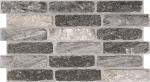 Grey Brick Slip Effect Tiles