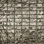 Silver Mosaic Tiles