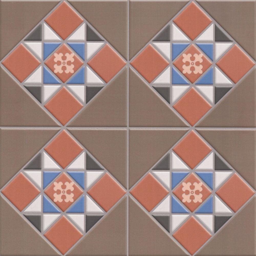 Kensington Center Tiles