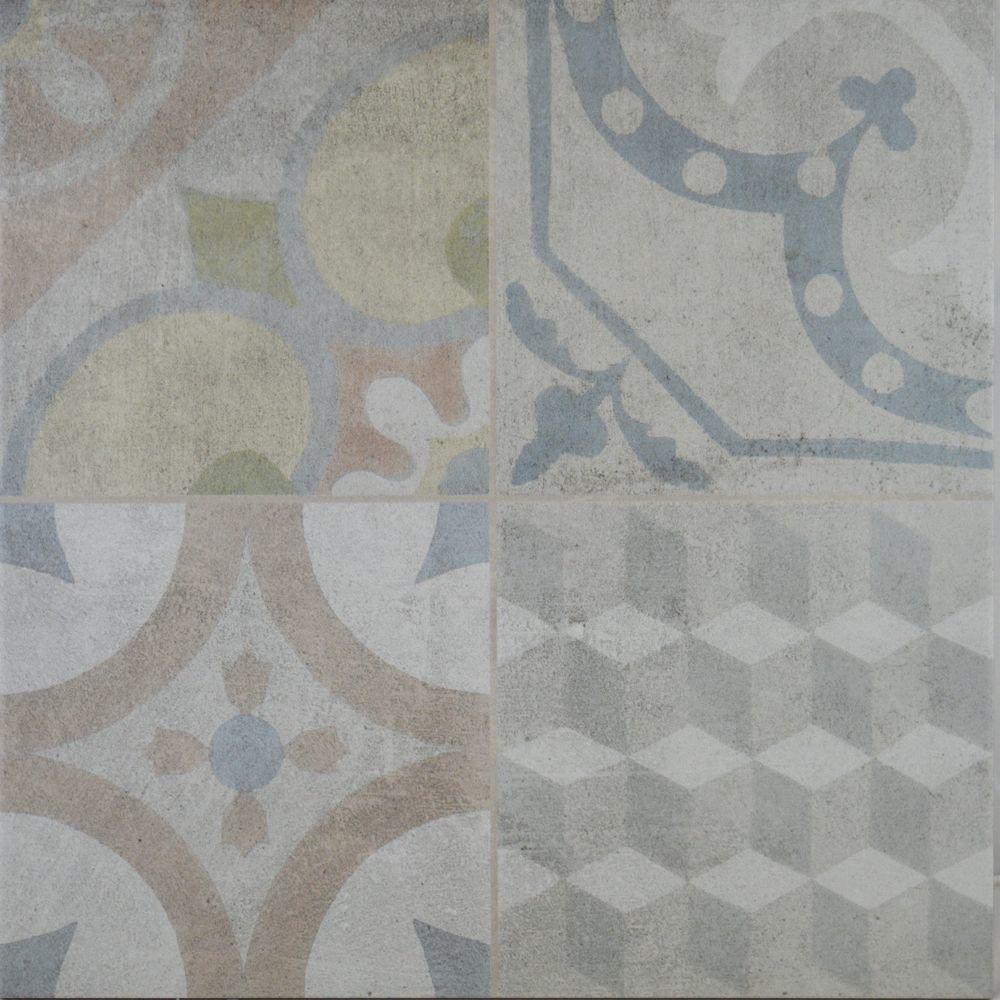 Grey Empire Tiles
