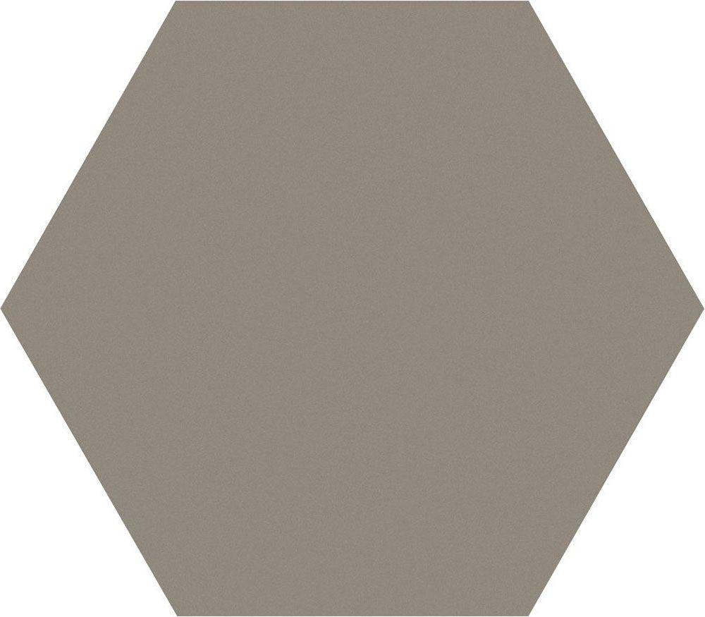 Corda Grey Matt Hexagon Tiles