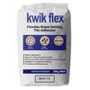 Kwik Flex White Tile Adhesive