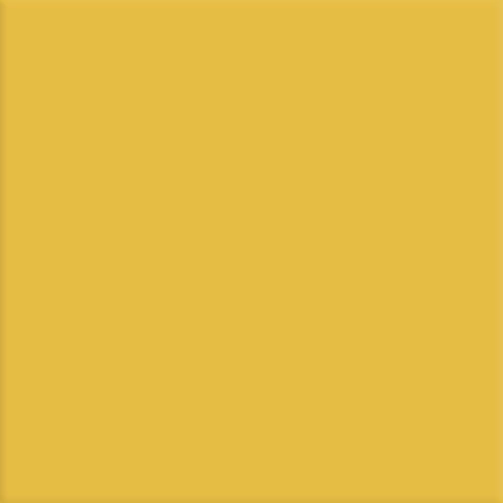 Lemon Zest Yellow Matt Tiles
