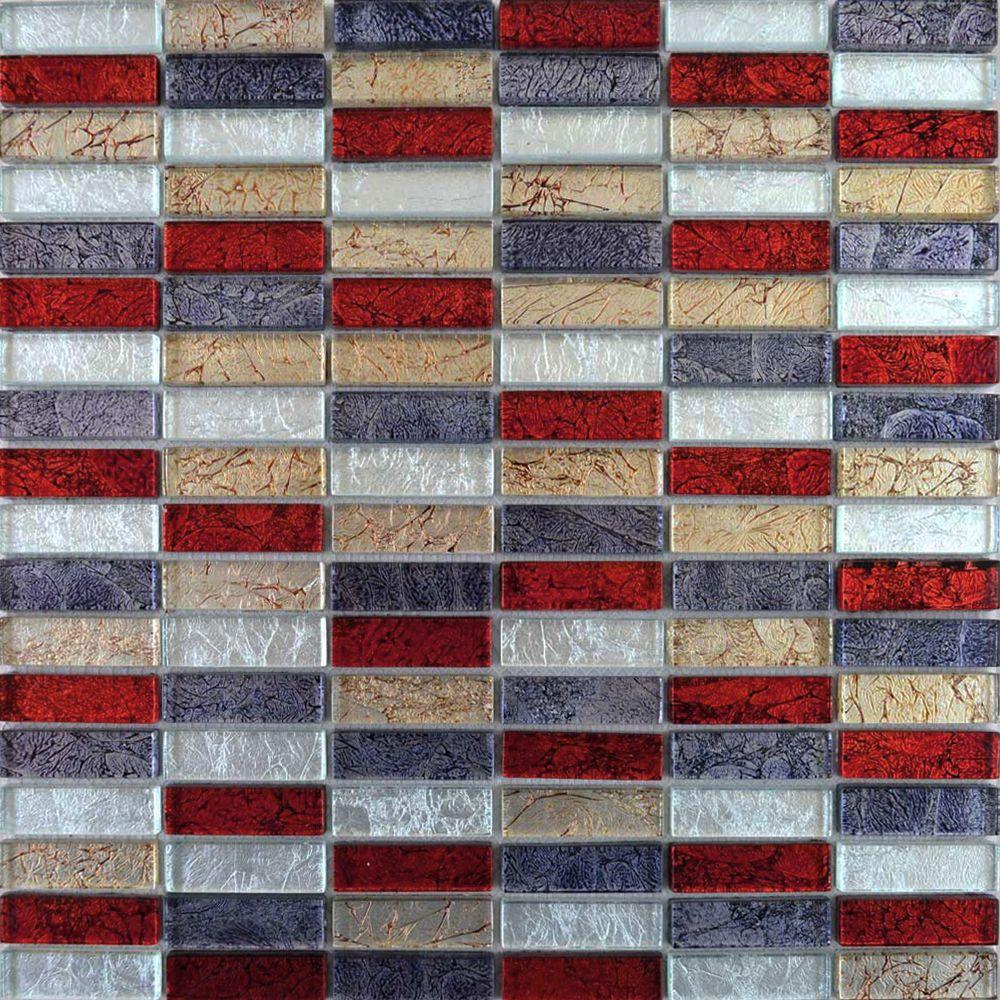 Harvest Brick Mix Tiles
