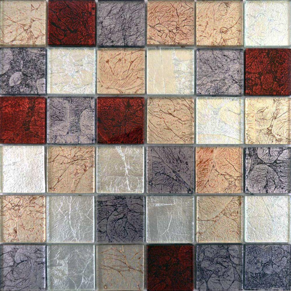 Harvest Square Mix Tiles