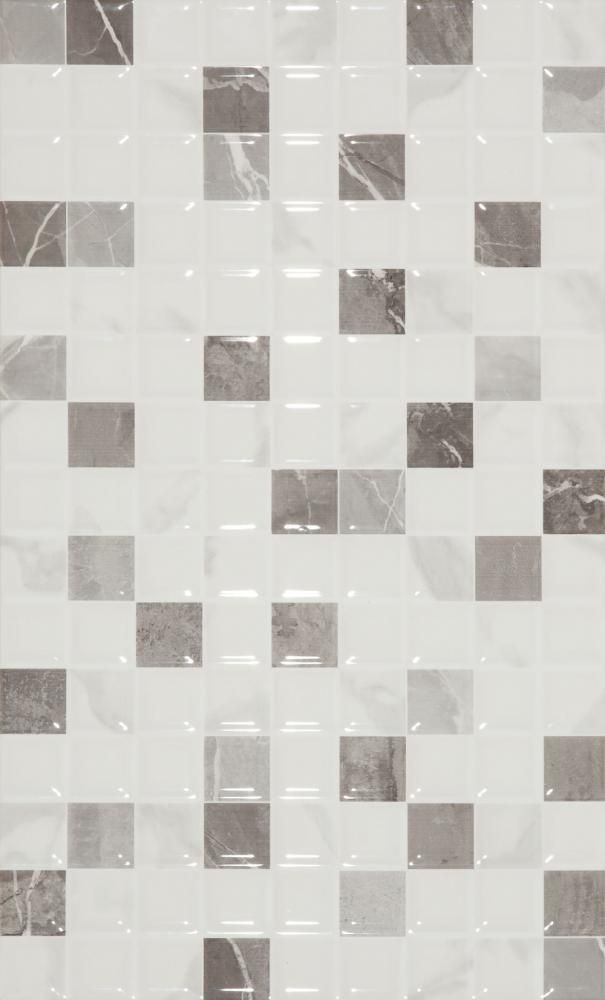 Mixed Grey Marble Effect Wall Tiles