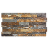 Vesuvius Dark Rustic Split Face Effect Tiles