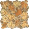 Beige Leaf Tiles