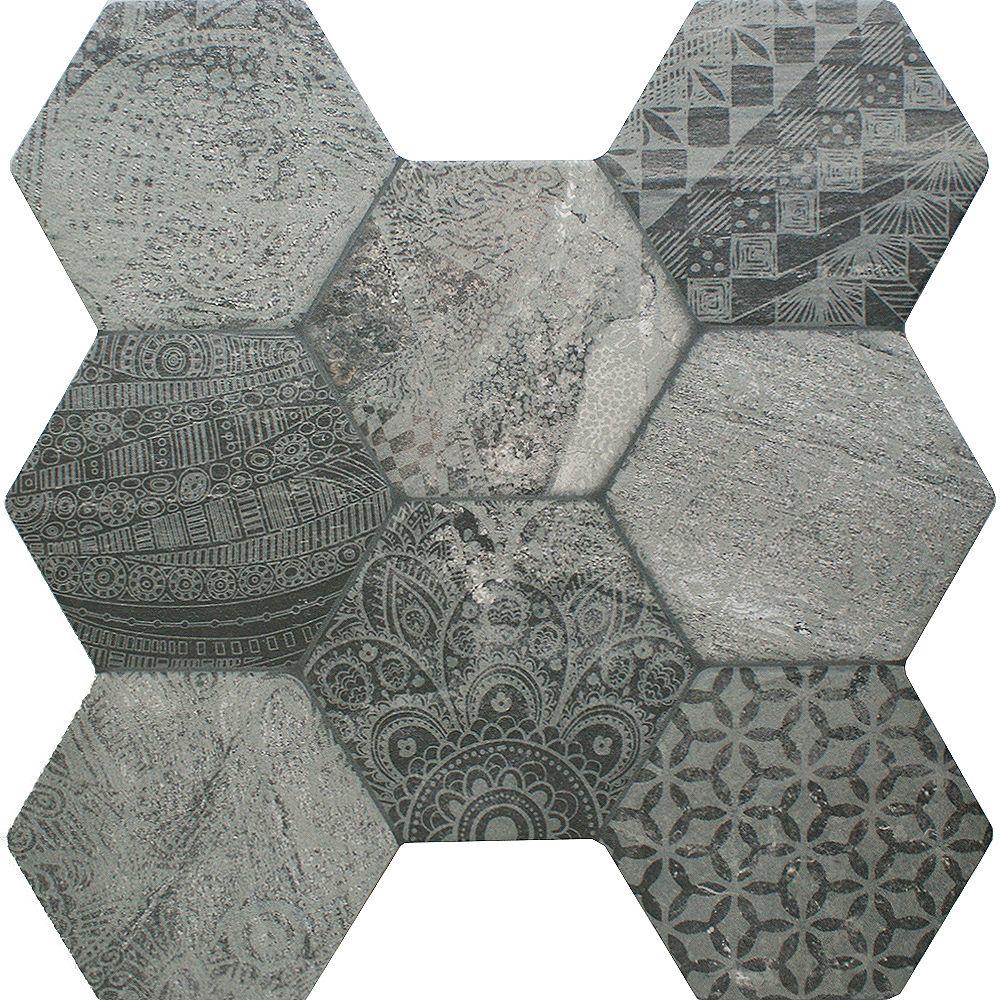 Tribal Stone Tiles