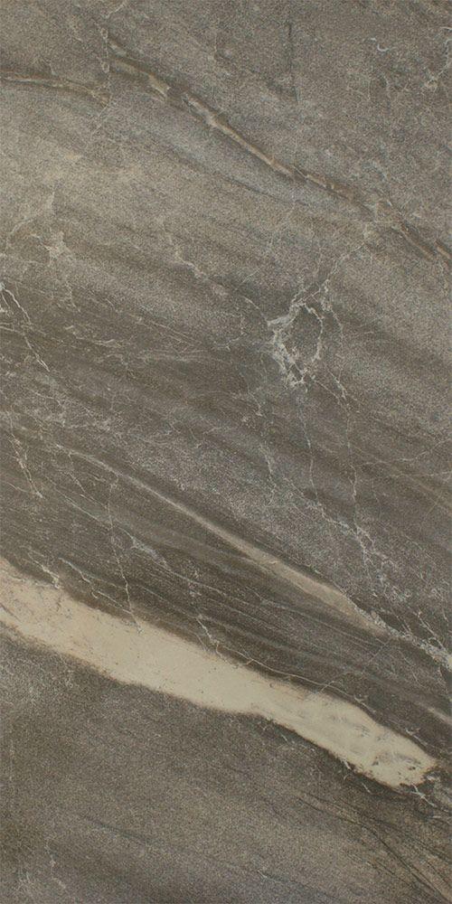 Dark Grey Gloss Marble Effect Tiles