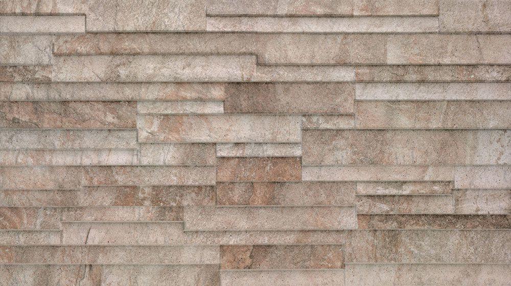 Ivory Cladding Effect Tile