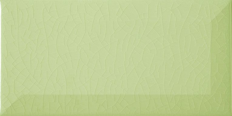 Le Vert De Maisons Green Crackle Metro Tiles