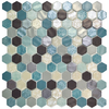 Bewitched Enchanted Hexagon Mosaic Tiles