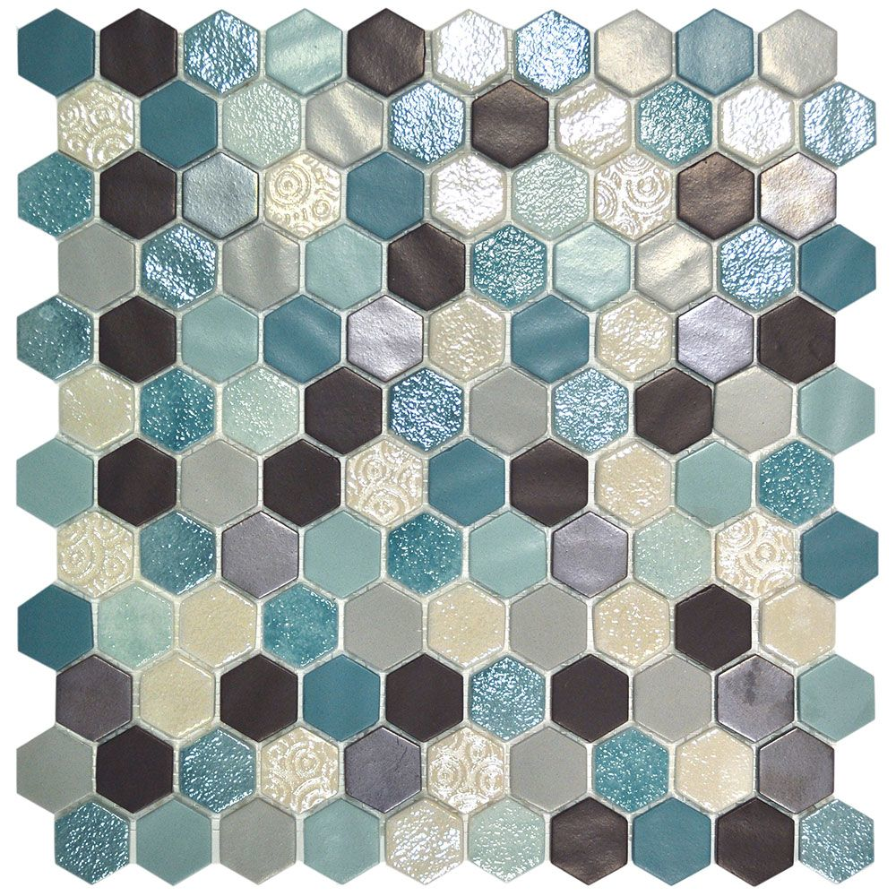 Enchanted Mosaic Tiles