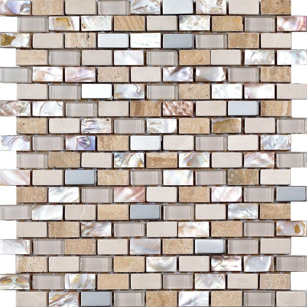 Nautilus Mosaic Tiles