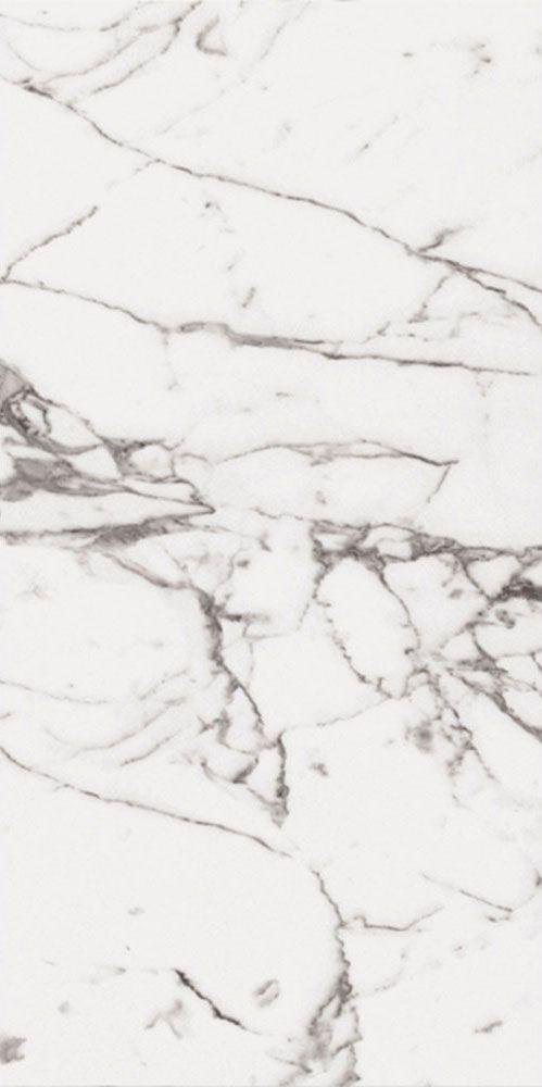 Arabescato Veined White Marble Effect Matt Tiles
