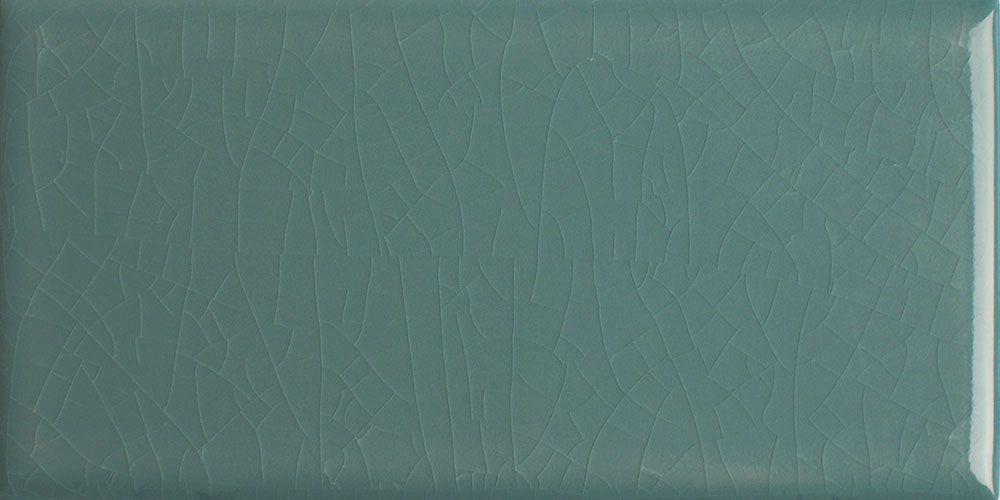 Jourdain Green Crackle Metro Tiles