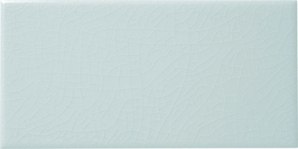 Les Sablons Blue Crackle Metro Tiles