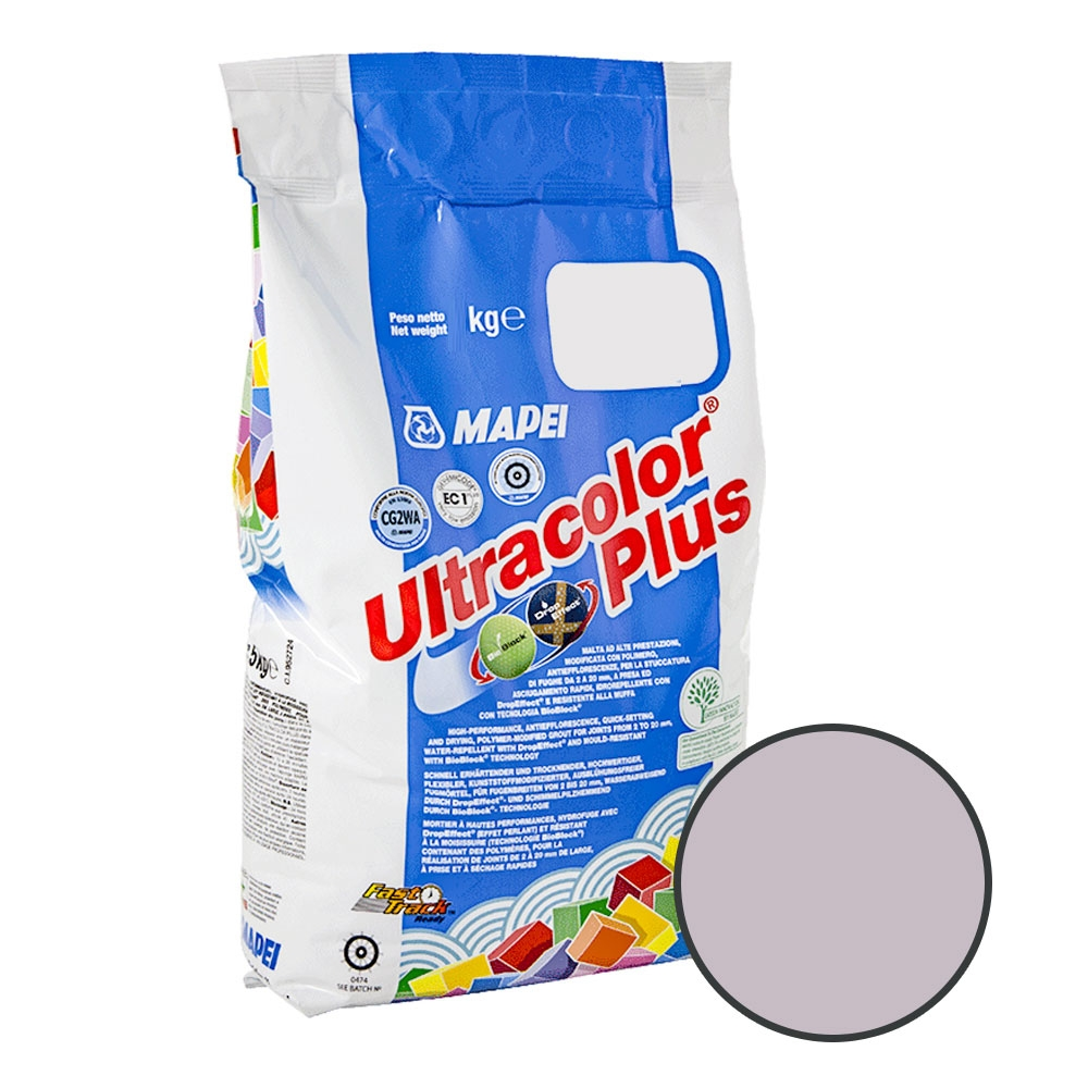 Ultracolour Plus 110 Manhattan Grey Tile Grout