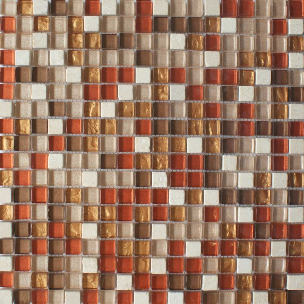 G Mosaic Glass Tiles