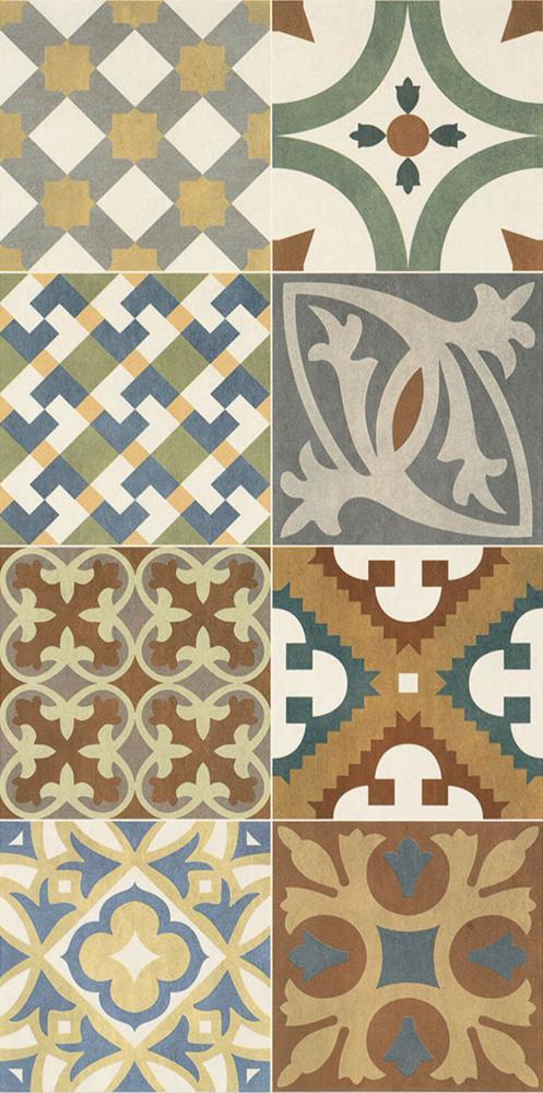 Aziz Wall Tiles