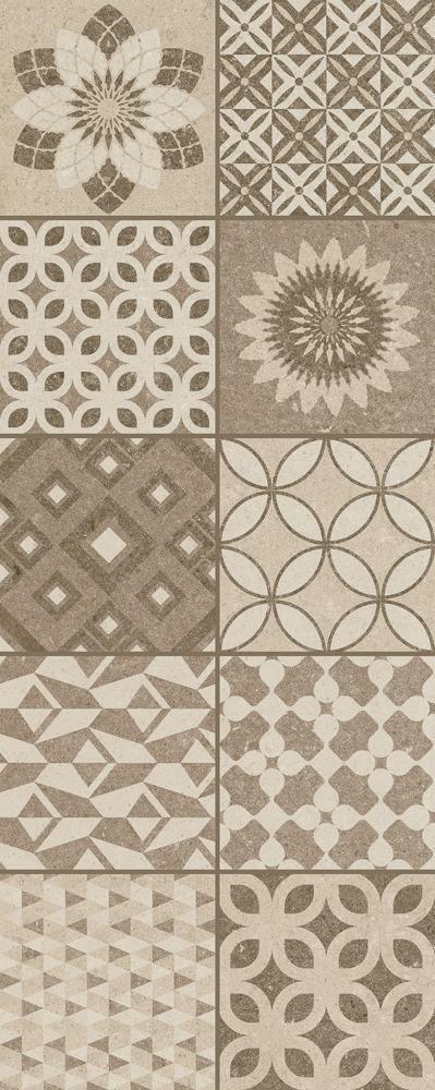 Espresso Sands Patchwork Wall Tiles