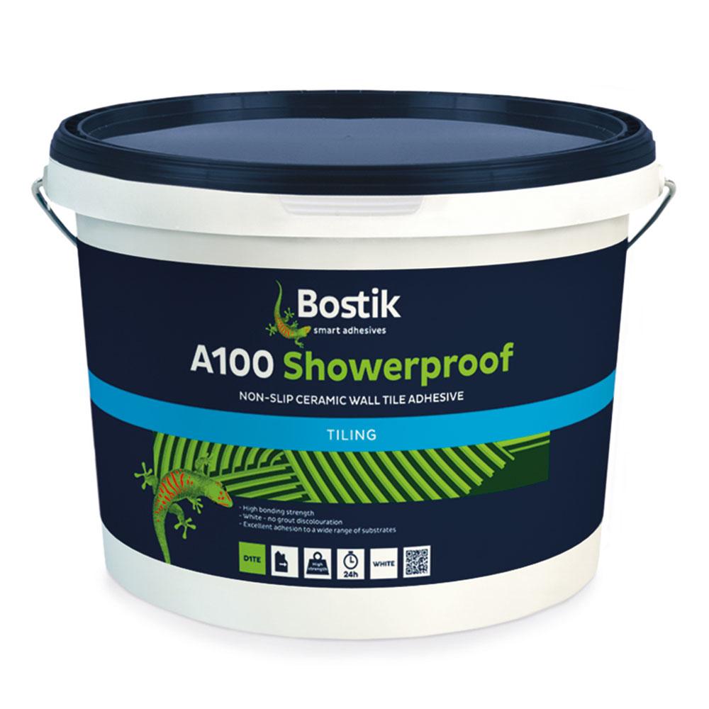Bostik Showerproof Pre-Mixed Tile Adhesive