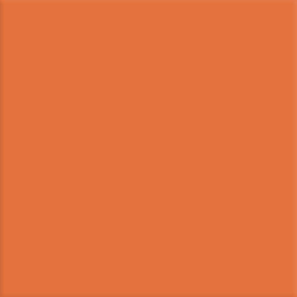 Burnt Orange Matt Tiles