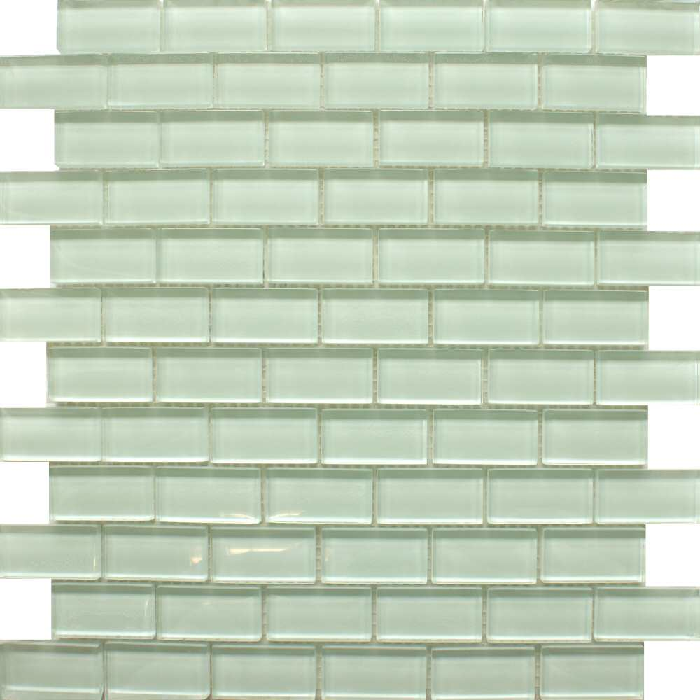 Clear White Tiles