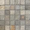 Zibo Desert Square Large Slate Mosaic Tiles