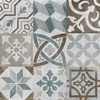 Kingdom Jester Decor 60x60 Grey Concrete Effect Tiles
