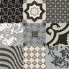 Arte Geometric Decor Polished Pattern Tiles