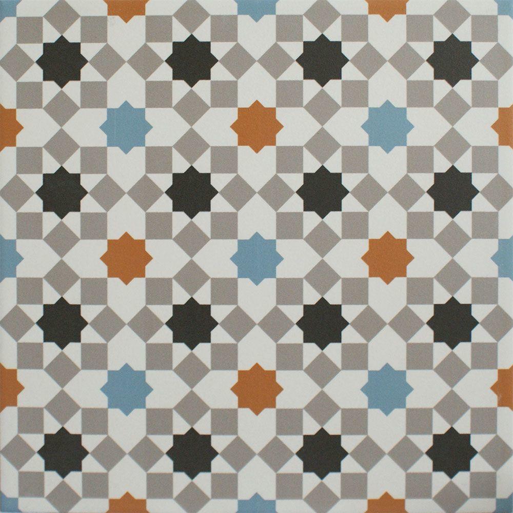 Renkli Geometric Decor Style 2