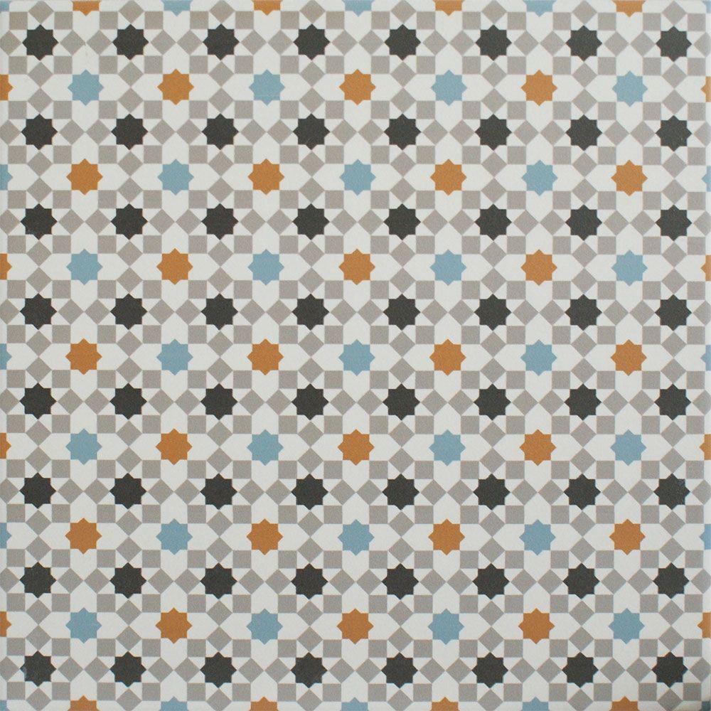 Renkli Geometric Decor Style 3
