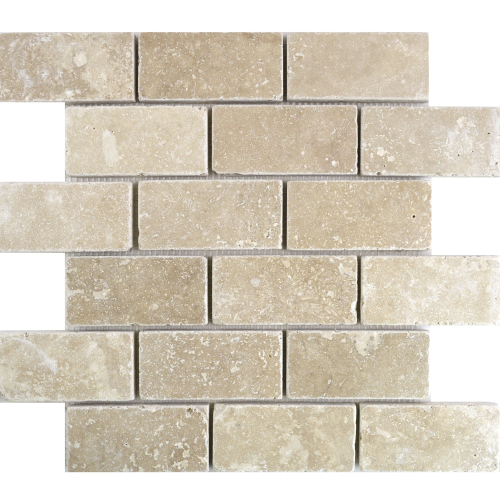 Brick Light Tessare Tiles