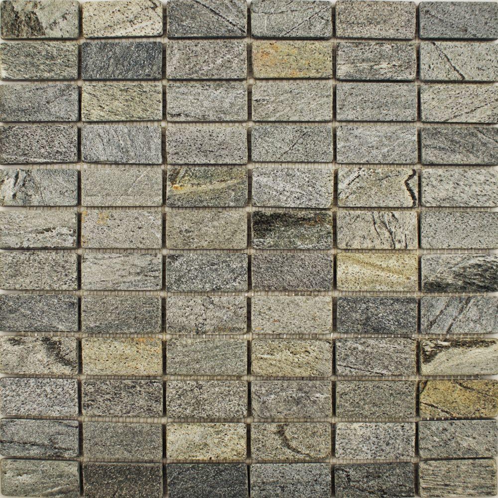 Green Brick Tiles