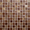 Marble & Glass Chocolate Tiles