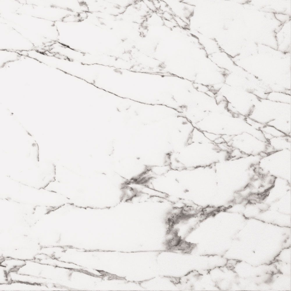 Arabescato Veined White Marble Effect Polished Tiles