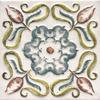 Lucy Floweret Decor Tile