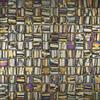 Metallic Nacre Mosaic Tiles