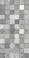 Grey Goddess Mosaic Decor Tiles