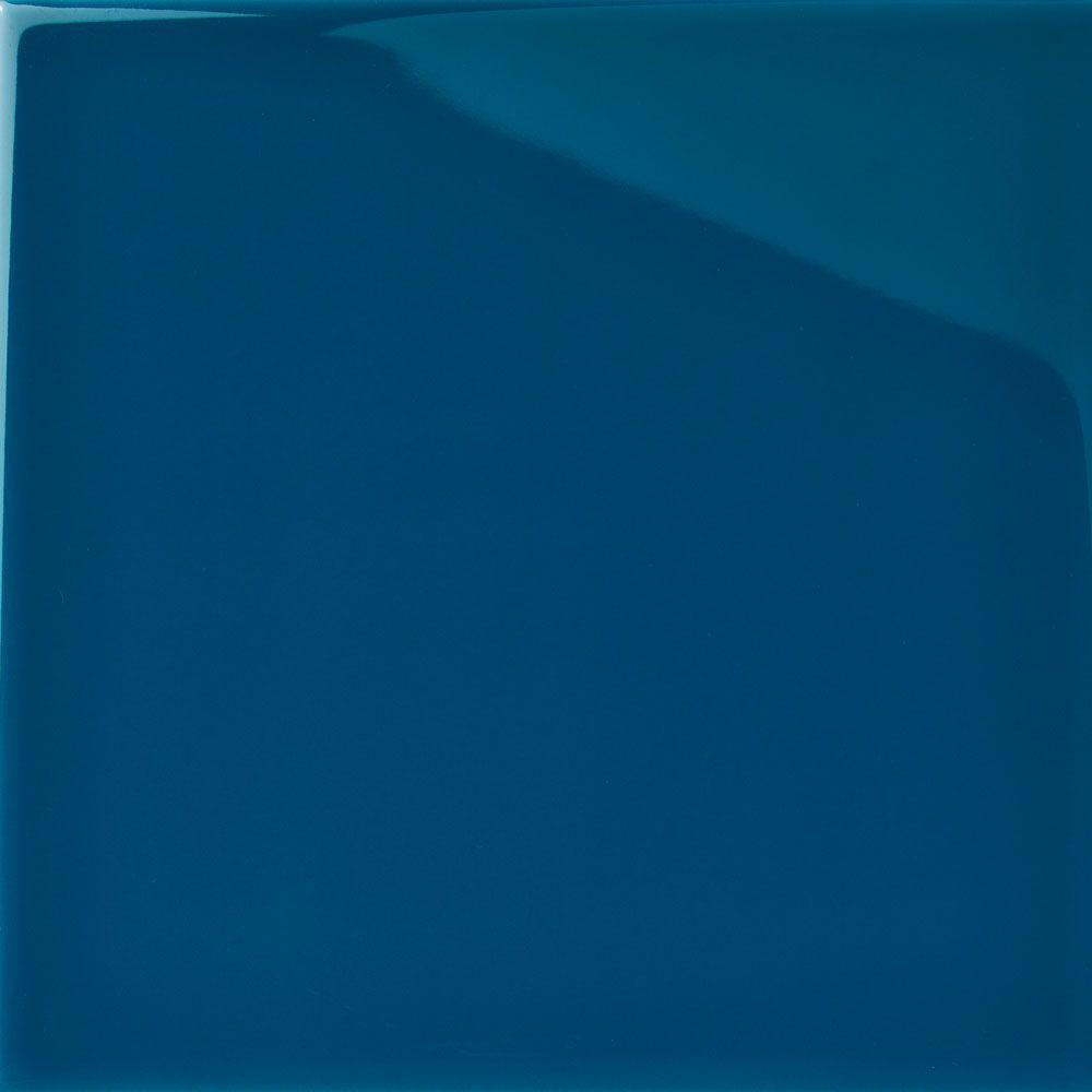Electric Blue Gloss Medium (PRG111) Tiles