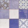 Cornflower Decor Tiles