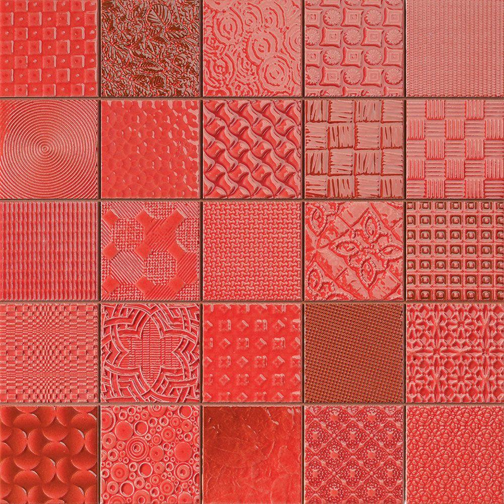 Rojo Tiles