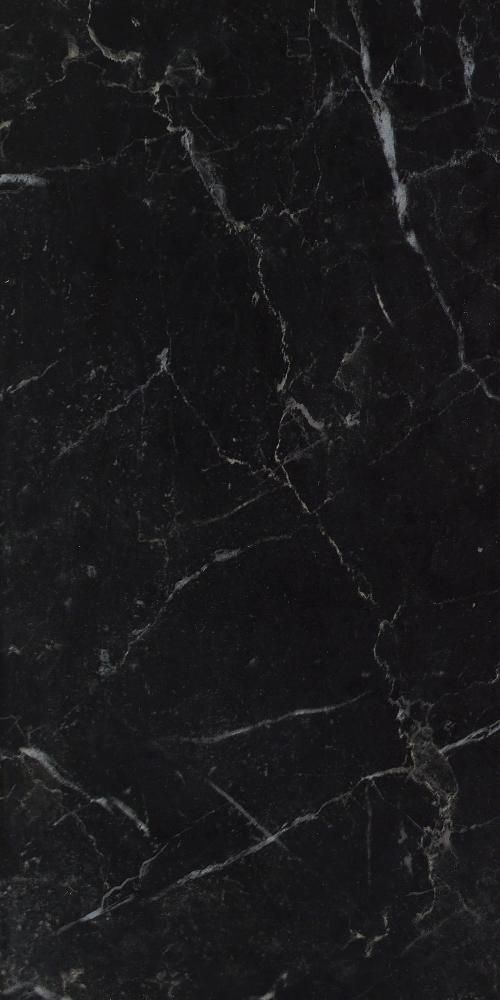 Black Marble Effect Gloss Tiles Decorum Tiles 500x250x8mm